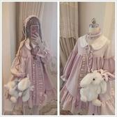蘿莉連身裙lolita裙洛麗塔白菜價公主裙子正版裙輕lo原創蘿莉塔學生甜系洋裝非凡小鋪
