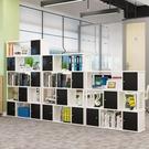 文件櫃木質辦公室隔斷櫃資料櫃書櫃書架格子...