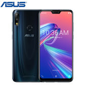 ASUS Max Pro M2 ZB631KL手機4GB/128GB-藍【愛買】