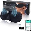 美國SNORE CIRCLE 智能止鼾眼罩 強強滾 智慧穿戴 藍牙眼罩 骨傳導止鼾器 睡眠紀錄
