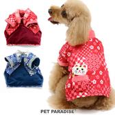 【PET PARADISE 寵物精品】PET PARADISE 2020年新春棉襖(紅/藍) (4S/DSS/SS/DS/S) 春季新品 寵物衣服