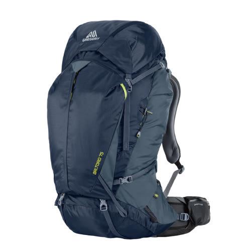 GREGORY Baltoro 75系列登山包(男M).深海藍 1465780159802