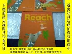 二手書博民逛書店NATIONAL罕見GEOGRAPHIC Reach (V1+V