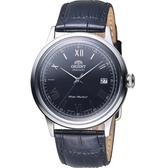 ORIENT 東方錶 DATE系列 羅馬競技場機械錶 FAC0000AB