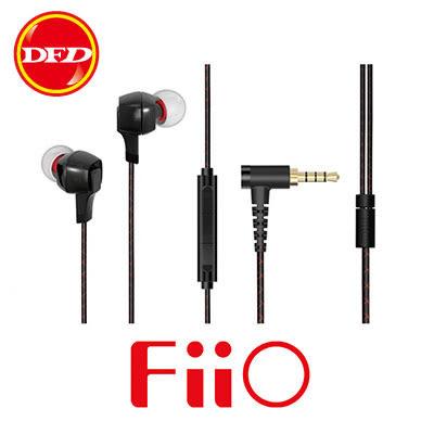 FiiO F1 日本銅包鋁線輕量 入耳式動圈線控耳機 可搭配X1第二代/X3第二代/X5第三代播放器 公司貨