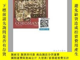 二手書博民逛書店【罕見】Coromandel Lacquer Screens 款