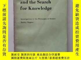 二手書博民逛書店Reason罕見and the Search for Knowl