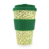環保隨行杯14oz/垂柳 (morris藝術聯名款)【Ecoffee Cup】