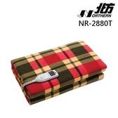NORTHERN NR-2880T 北方智慧型安全電熱毛毯 免運費 公司貨 NR2880T