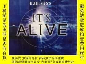 二手書博民逛書店It s罕見Alive:The Coming Convergen