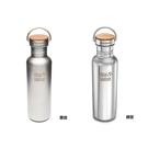 Klean Kanteen 美國 | 無毒環保窄口不鏽鋼水瓶、水壺(竹片鋼蓋) | 秀山莊(KK27SSLRF)