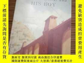 二手書博民逛書店the罕見horse and his boyY115089 c.