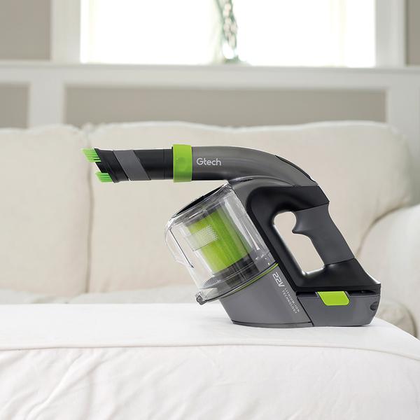英國Gtech小綠Multi Plus無線除蟎吸塵器-生活工場