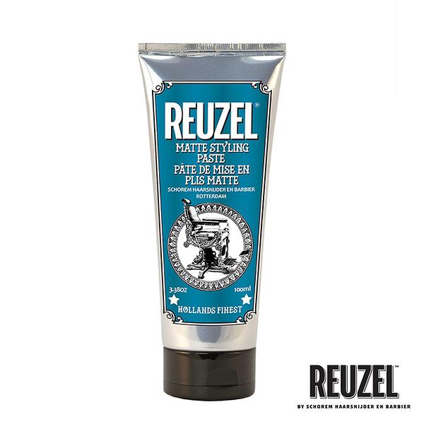 REUZEL Matte Styling Paste 強力無光澤豐盈塑型乳 100ml