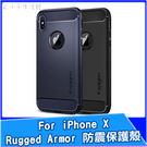 SGP iPhone XS X Rugg...