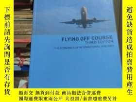 二手書博民逛書店lying罕見Off Course: The Economics of InternationalY24686
