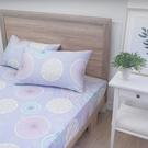 200織精梳棉專櫃等級舒適面料 布料印染為環保染劑,無毒不過敏 薄床包+薄枕套x2