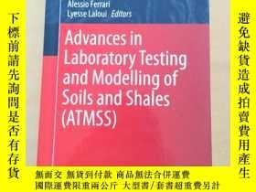 二手書博民逛書店Advances罕見in Laboratory Testing and Modelling of solis an
