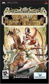 PSP Warriors of The Lost Empire 勇士們的失落帝國(美版代購)
