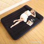 氣墊床充氣床墊雙人家用加大 單人摺疊床墊加厚戶外便攜床 1995生活雜貨go