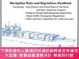 二手書博民逛書店Navigation罕見Rules and Regulations Handbook 2014-2014年航行規章