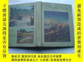 二手書博民逛書店AWORLD罕見VIEWY8204 出版1964