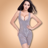 超薄產後燃脂塑身衣連體衣無痕美體收腹提臀束腰內衣