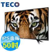 TECO東元 50吋 TL50C1TRE LED液晶顯示器 液晶電視(含視訊盒)