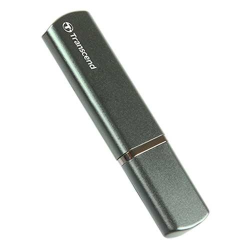 Transcend 創見資訊 JF910 夜幕綠色 金屬外殼設計 128GB USB 3.1 五年有限保固 隨身碟(TS128GJF910)