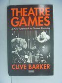 ~書寶 書T4 /藝術_LMO ~Theatre games a new approach