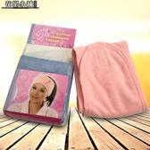 髮箍/髮帶 美容頭巾洗臉束發帶化妝面膜發箍包頭巾頭飾卸妝