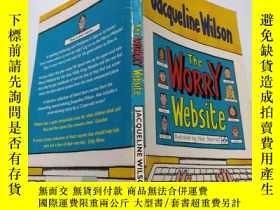 二手書博民逛書店the罕見worry website: 擔憂網站.Y212829 不祥 不祥