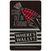 Wally《茫茫人海》變色一卡通