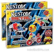 書立得-Kustom metal:Mini combo series(6014)