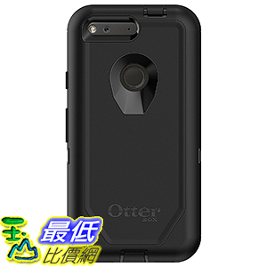 [美國直購] OtterBox DEFENDER SERIES Case for Google Pixel (5 VERSION ONLY)-Frustration Free Packaging-BLACK