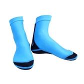 潛水襪子防滑防劃浮潛襪沙灘襪彈力冬泳襪套替代鞋子