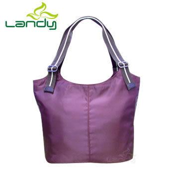 LANDY 時尚休閒包(紫) YS002