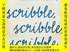 二手書博民逛書店Scribble,罕見Scribble, ScribbleY256260 Simon Schama Ecco