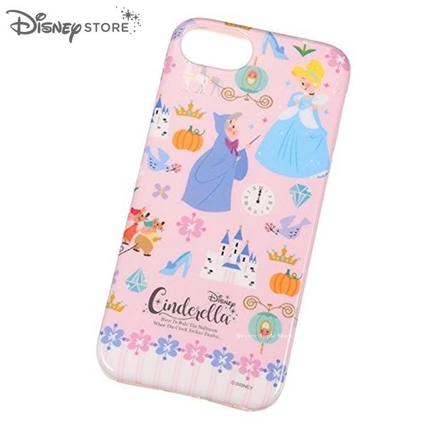 日本限定 DISNEY STORE 迪士尼 仙度瑞拉/灰姑娘 iPone7/ iPone 6s 手機保護殼
