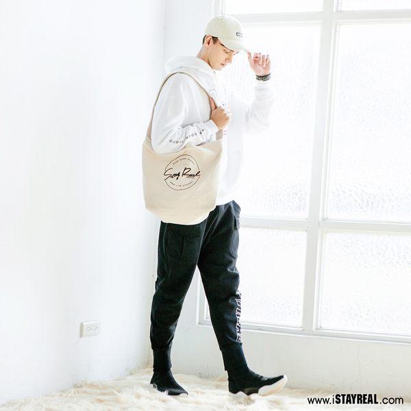 STAYREAL SR本色帆布袋(大)