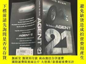 二手書博民逛書店zak罕見darke is agent 21Y14411