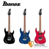 Ibanez GRX22EX 小搖座電吉他 附琴袋、背帶、Pick×2、琴布、導線、搖桿、調整工具 GRX22