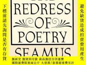 二手書博民逛書店The罕見Redress Of PoetryY255562 Seamus Heaney Farrar, Str
