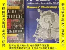 二手書博民逛書店Apollo罕見11 1969 Owners Workshop