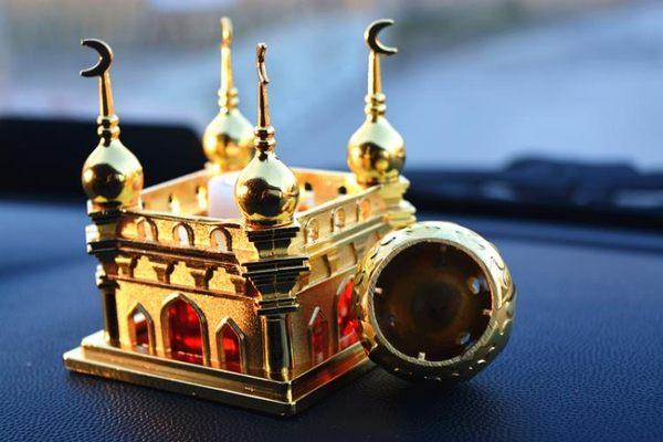 穆斯林用品伊斯蘭教工藝品汽車擺件