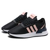 ADIDAS 休閒鞋 U_PATH X 黑粉 運動 女 (布魯克林) FV9256