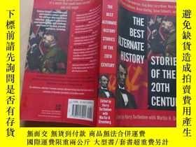 二手書博民逛書店The罕見Best Alternate History Stories of the 20th Century (