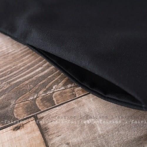 現貨+快速★中大尺碼洋裝 棉麻荷葉邊背帶裙連身裙★ifairies【41490】