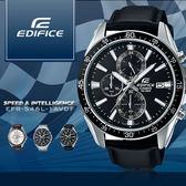 EDIFICE 高科技賽車錶 47mm/EFR-546L-1A/防水/EFR-546L-1AVUDF 現貨+排單 熱賣中!