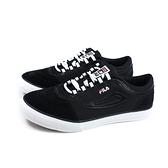 FILA 休閒運動鞋 帆布鞋 男鞋 黑色 4-C331U-001 no076